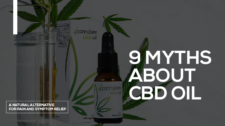 9 Myths about CBD Oil, Busted!