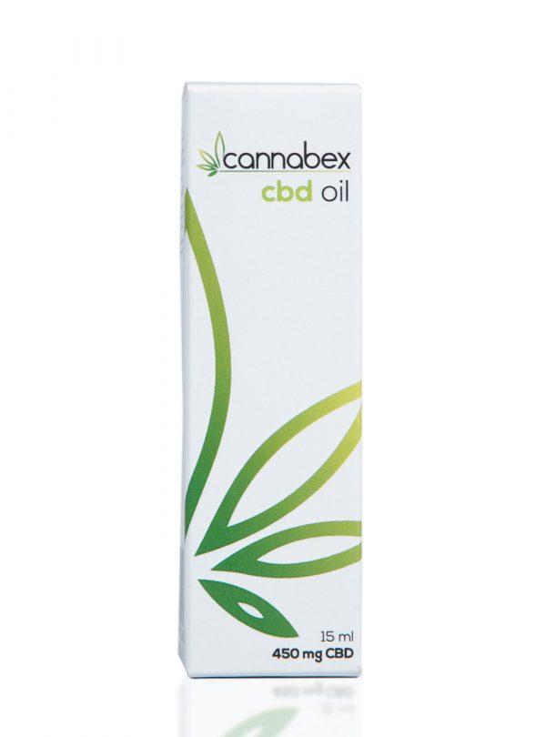 Cannabex 450mg CBD Oil 15ml
